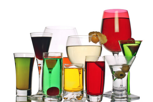 Kinds Of Alcoholic Drinks