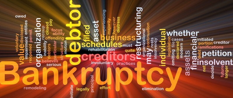 Kinds Of Bankruptcy