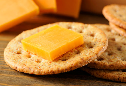 Kinds Of Crackers