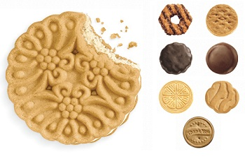 Kinds Of Girl Scout Cookies