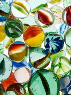 Kinds Of Marbles