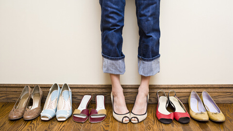 Kinds Of Shoes