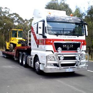 Kinds Of Construction Trucks